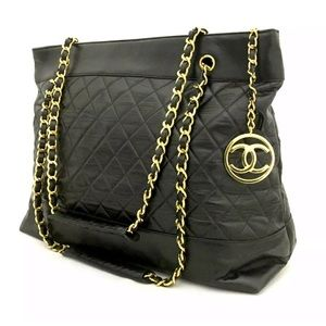 Chanel bag big